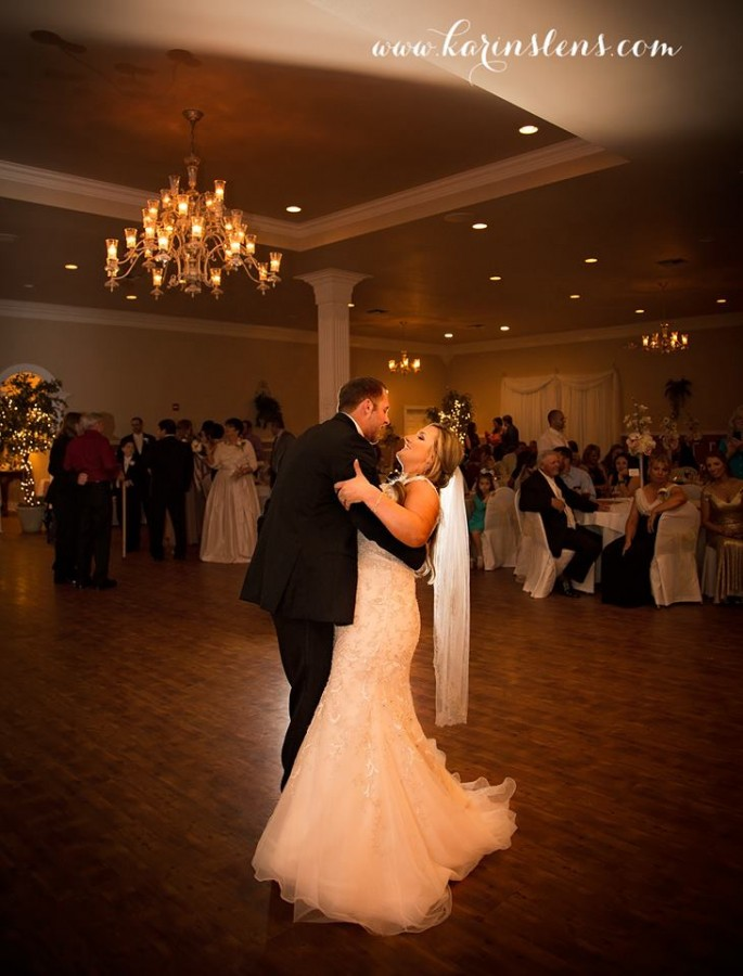 Have your wedding reception at The Forrest Grove Plantation